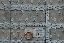 Very cool Doors & Gates & Things / by Debra Anello