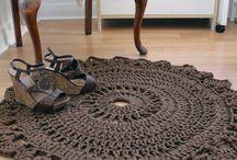 Crochet - rugs / by Sudi6