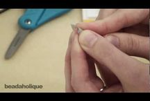 Bead Loom Weaving / by Kathy Potter Johnson