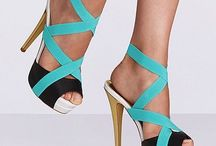 cool shoes I will never wear  / by Susie Neider
