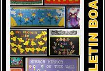 Classroom/hallway ideas / by George Aguillon