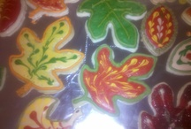 Cookies / Cookies we made in the last couple years for various events and holidays. / by Juliana Illari