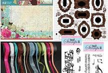 Scrapbooking and Card Ideas mostly / by Jeannie Brown
