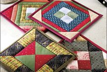 *QUILT / Someday I will make a beautiful quilt ~!~ / by Janet Marie