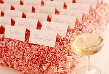* Reception details & decor * / by Mischa DeHart