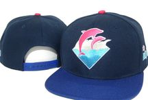 Pink Dolphin Snapback Hats / by Emillia Kelly
