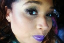 Make up / by Salimah Jarido