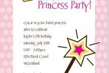 Princess Party Ideas / by Michelle Samuel