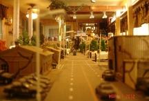 Model Railroad Army Base / by Model Trains