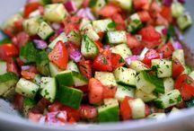 Salads / by Anush Kirakosian