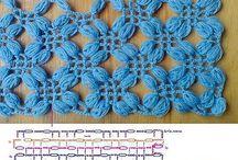CROCHET: stitches / by Darievna