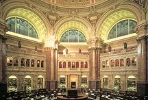 Library of Congress / by Claudia Pierce