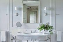 Bathrooms / by Blakie Joyner