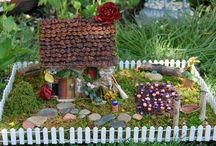Fairy Gardens / by Kellie Fortin