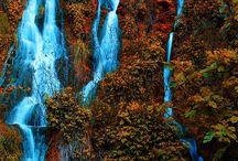 WATERFALLS!!!!!!!!!!! / by Brinder Reagor