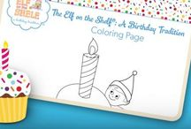 Elf on the Shelf Birthday / by Suzze Tiernan