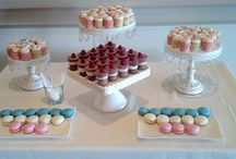 Sweets Tables / by A Sweet Design Cakes & Cupcakes, Inc