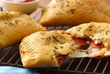 Big & Cheesy Pepperoni Pockets / by Doris Stuart