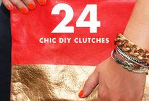 Pouches and Clutches / by Emily Robbins