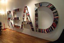 bookish library / by Leilani Salas