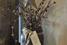 Rustic Decor / by Erica Abel