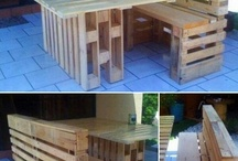 Pallets / by Somer Hall