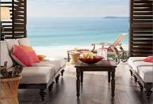 For the Island Home / Gorgeous inspiration for creating your own coastal island home. / by Zoe @ Oceania Island Living