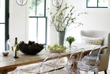 Dining Rooms / Dining rooms that speak to my simply luxurious predilections.  / by The Simply Luxurious Life