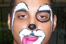Face paint / by Pat Dooley