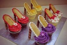 Couture Cupcakes / by Red Honeyb