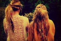 Hippie, much? ★ / by Rawan Mahmoud