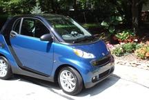SMART CARS / by Jill Sullivan