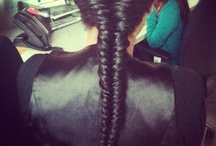 Braids and Hairstyle / by Maia Then