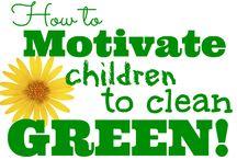 GreenWorks Games #sponsored / by JanetGoingCrazy