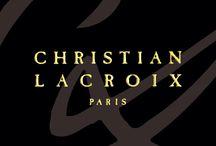 HOME☆CHRISTIAN LACROIX / by Loui Sagnier