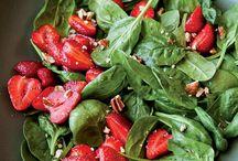 Salads / by Emily Juhnke