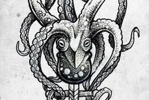 tattoos / by Brandi Lynn Sala