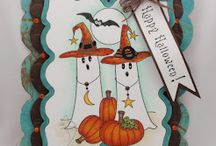 Cards - Halloween / by Tami McDaniel