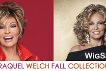 The New Raquel Welch Signature Wig Collection / by Wig Salon