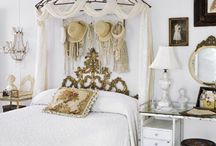 Bedrooms / by Marie Nelson