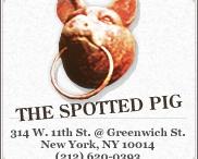 NYC Food & Restaurants / by Natalie Lewis