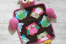 crochet patterns i want to try / by Stacey Ferrie