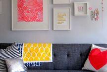 Apartment decor / by Heather Penor