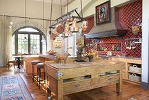 Kitchen Design's I Love / by Nancy Woolam
