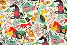 Patterns / by Carol Schmitz