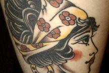 Tattoos / by Ximena Zoe