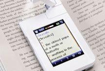 Dictionary / by Donna Jarvela