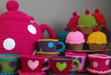 Crochet Recipes / by Dena Young-Ross