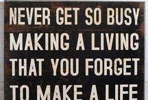 Words of wisdom / by Samantha Johnson