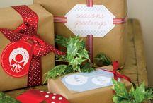 It's A Wrap - Christmas / by Adrienne Stamback